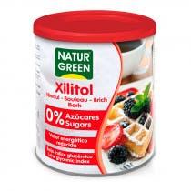Azucar de Abedul Xilitol NaturGreen 500Gr