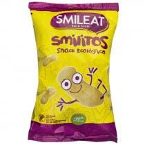 Gusanitos de Maiz Ecologico Smilitos 38gr