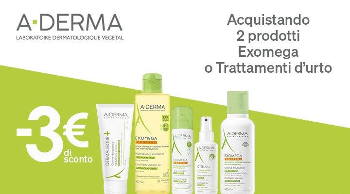 EXT_ADERMA A-DERMA -3€