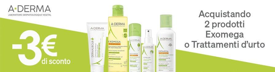 A-DERMA -3€