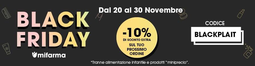10% DI SCONTO SENZA MINIMO