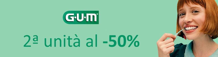 GUM -50%