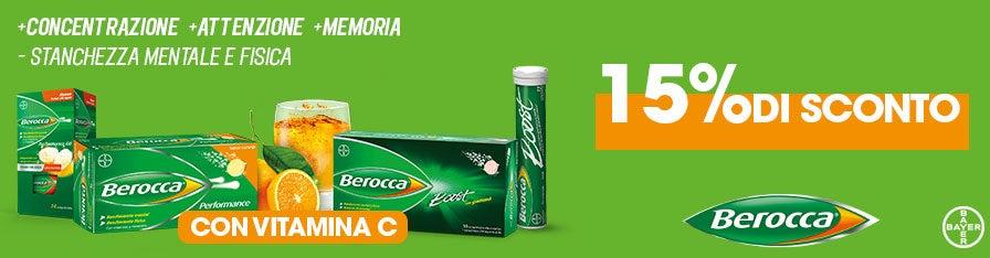 BEROCCA -15%