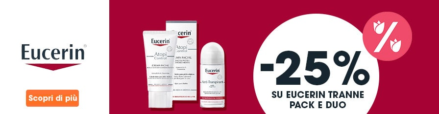 EUCERIN -25%