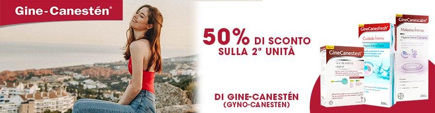 Gine-canestén -50% (Gyno-Canesten)