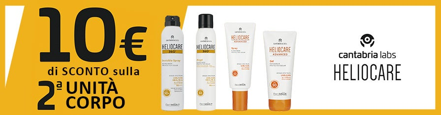 HELIOCARE -10€