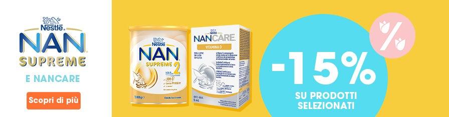 NAN SUPREME E NANCARE -15%