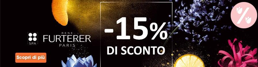 RENÉ FURTERER -15%