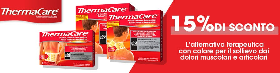 Thermacare -15%
